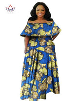 African Women Ankara Dashiki dress for women