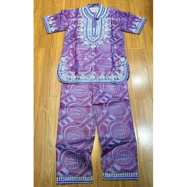 2016 New African bazin clothes Direct Manufacturer,Bazin Riche Prints Dress For Man/Women HIS-AND HERS CLOTHES ,dress with pants