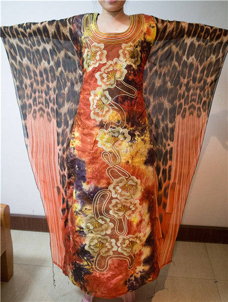 Ankara Colorful traditional gown - Owame