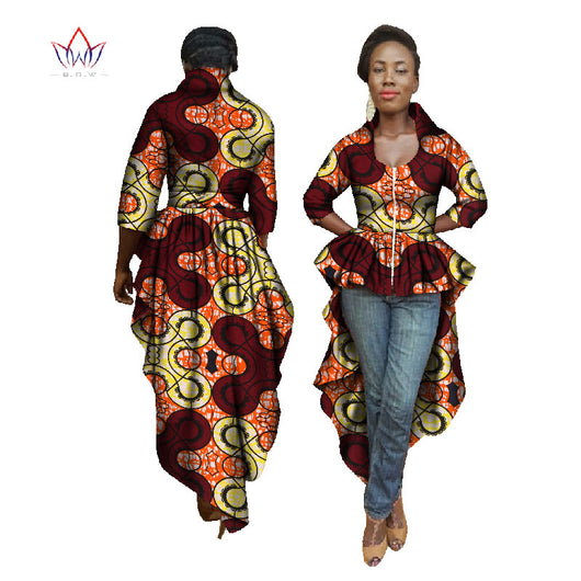 African Clothing African Dresses for Women,Maxi Dresses  Plus Size Dress womens african clothing dashikis-OWY459