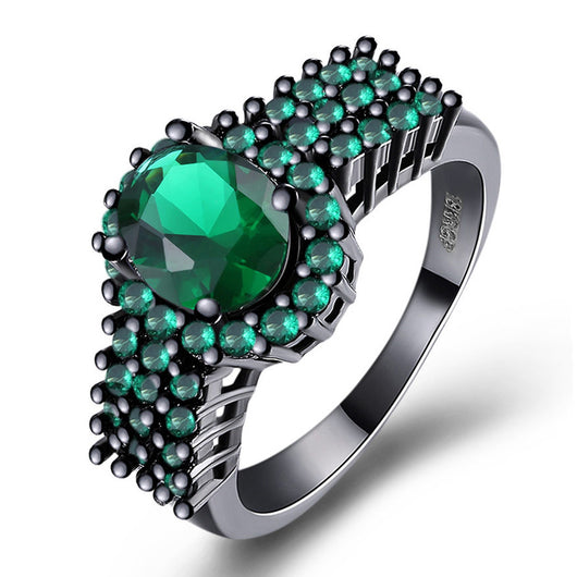 Elegant Engagement Ring - Owame