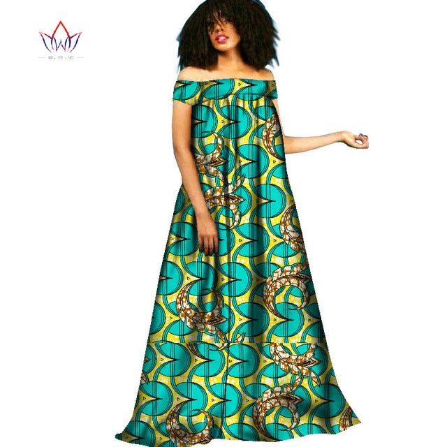 Maternity Dresses in Africa