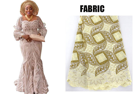 Traditional Lace Dress