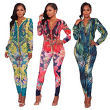2017Summer Traditional African Clothing 2 Piece Set Women Africaine Print Dashiki Dress African Clothes indian bazin riche femme