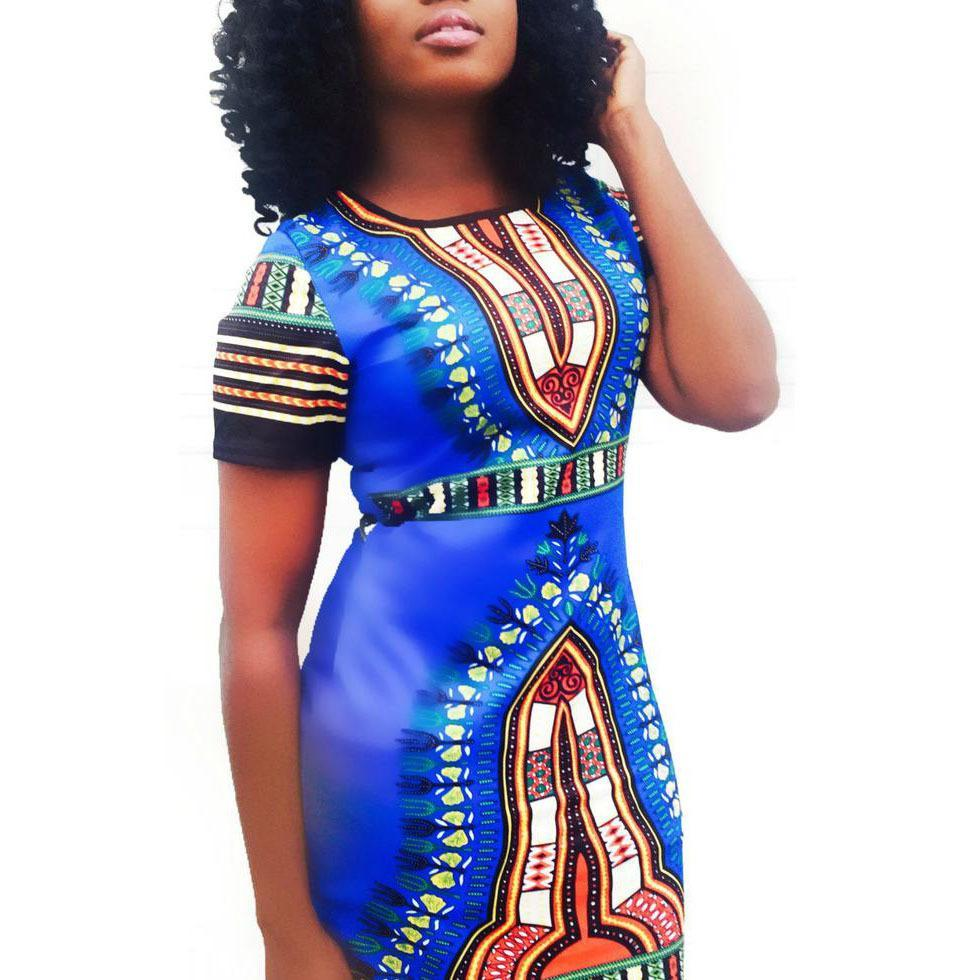 2017 African Dresses Clothing Traditional Dress Bazin Riche Dresses Special Offer Promotion Polyester Women Dashiki Clothes