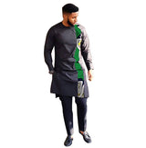 Fashion African Print Clothing Men Tops+Trousers Pants Sets, African men clothing, adshiki, dashiki shirt, African shirt, groom's suit, wedding suit, African men suit, prom,Sizes S,M,L,XL,XXL,XXXL,4XL,5XL