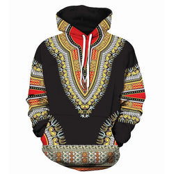 African Print 3D men/women Hoodies Sweatshirts 3d hoodie Sweatshirt