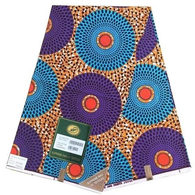 2017 of Africa's new fashion dress, Ankara batik cloth quality sexy skirt African woman sewing and fashion style