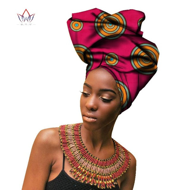 African Head wraps For Women Headtie Scarf For Women