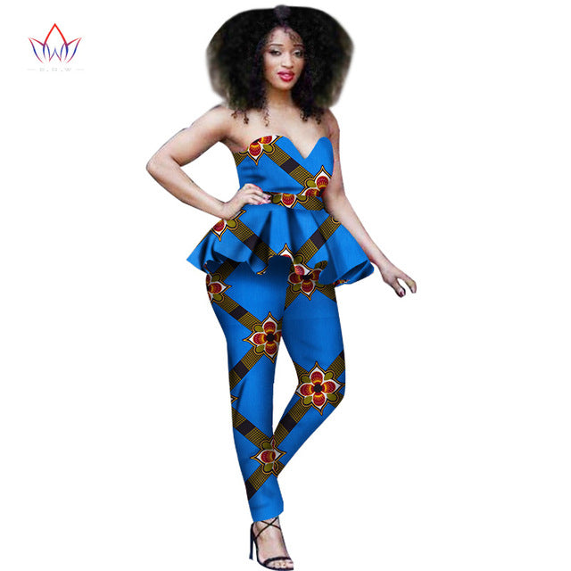 f4078728292 Hover to zoom · 2018 Spring African Traditional Clothing for Women Sexy  Dashiki ...