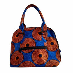 2017 African new fashion bucket bags for women handmade Canvas Handbag New Fashion Reusable Shopping Bags Women small bag WYB40