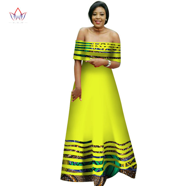653c5b3709572 2018 summer traditional african clothing natural women africain Africa Wax  Dashiki long party dresses big size. Hover to zoom