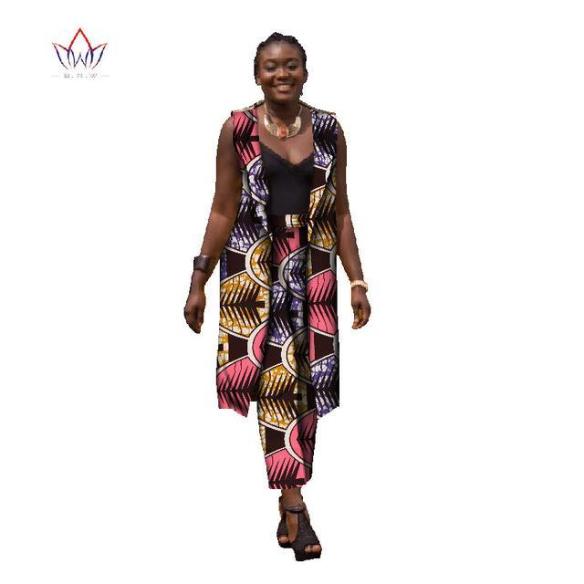 2018 African Women Clothing Printed African Traditional Clothes