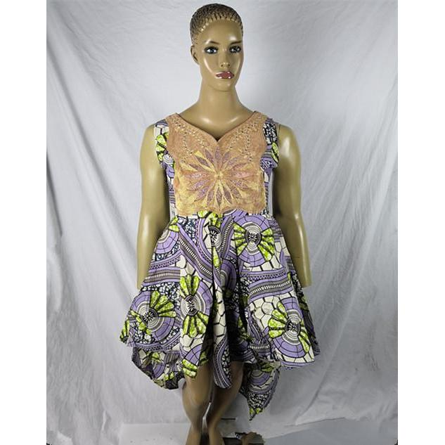 2017 African WAX/KITENGE DASHIKI make by cordding embroidery lady clothes, long dresses with scarf  has zipper
