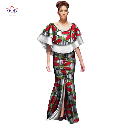 african dress plus size DRESS, african dresses for women fashion Clothing African Wax Dashiki Slim Cut long dress 7xl-OWY459