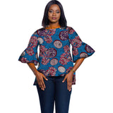 African Print Women's Fashion Dashiki Clothes for Africa women#OWAME11