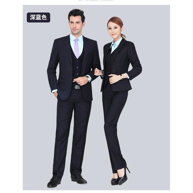 a408e55f4b5 Hover to zoom · 2018 High Quality Business Men s Professional Suits Men  Women ...