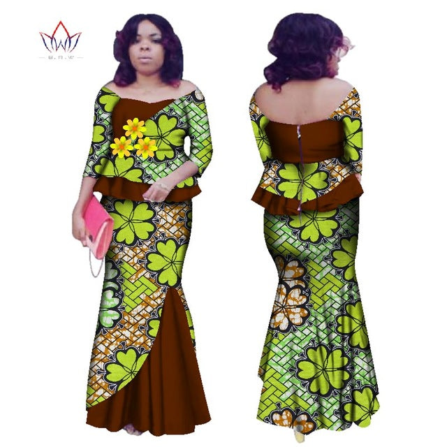 a3b7fc663a ... skirt set for women Bazin Plus Size African Clothing Dashiki. Hover to  zoom