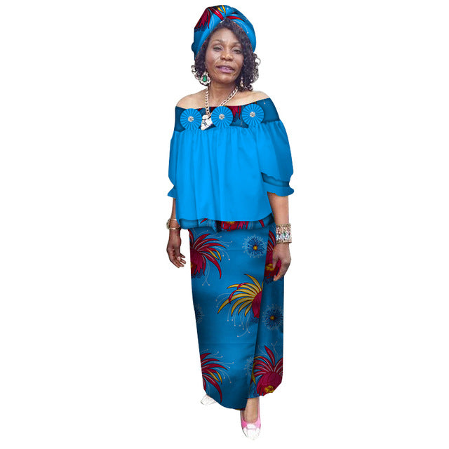 7550397e04d Hover to zoom · summer african suits for women cotton half sleeve african  clothes for women 2018 Plus Size African