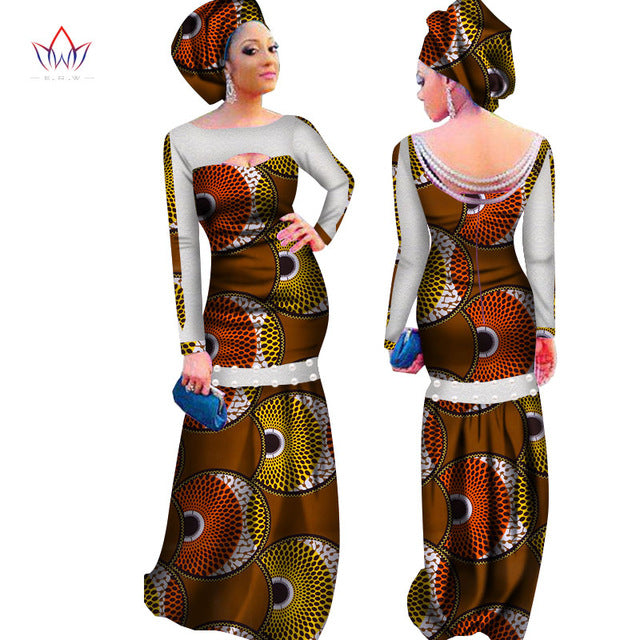 c909818394 Hover to zoom · African Party Dresses for Women New Arrival Backless Pearl Women  Formal Occasion Dress Africa Evening Gowns