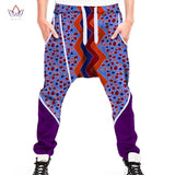 Trousers Men Africa Style 2018 Customized Pant for Men Dashiki Plus Size  Casual Men Pant Traditional African Clothing WYN391