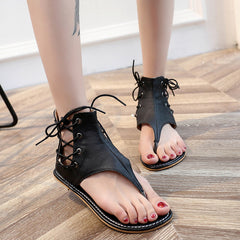 13c95d6d613e68 Moxxy Plus SIZE zapatos mujer summer sandals women flats ladies shoes woman  ankle strap wedding chaussure ...