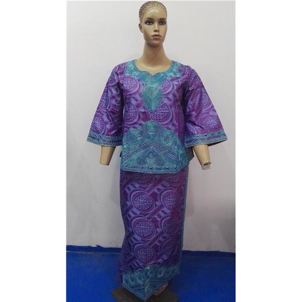 2015 NEW FASHION DESIGN african bazin riche shadda damask guinea brocade with Cording embroidery Women clothes S9034#C