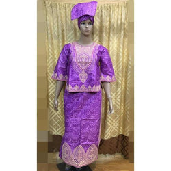 2015 african dress  bazin riche shadda damask guinea brocade with embroidery dress( cording embrodier-)-S9023 BEST QUALITY