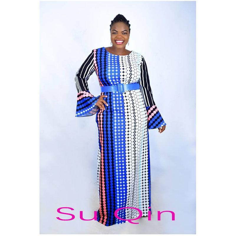 2018 Hot Sale New Fashion Design Traditional African Clothing Print ...