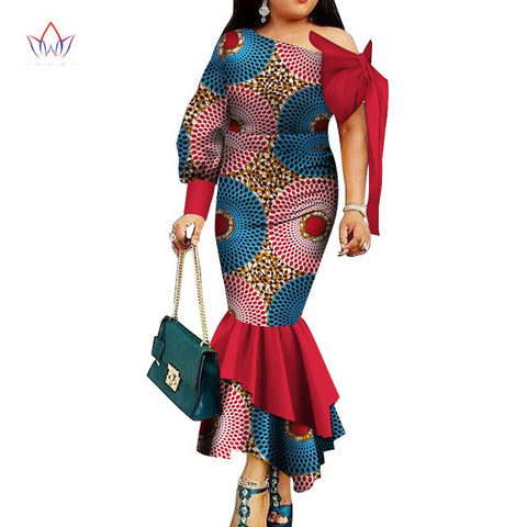 summer plus size women clothing Maxi Dress Dashiki african dress for women in african clothing