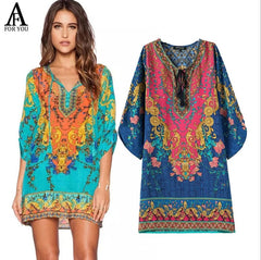 summer style Indian baroque dress Desigual Vintage summer dress 2016  vestidos women Dresses vestido de festa ... ef934ccee30d