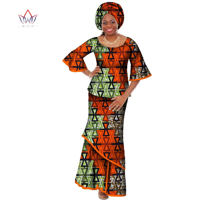 918e08877a summer traditional african clothing dashiki O-Neck women african ...