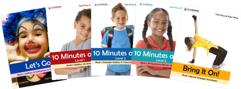 Ten Minutes a Day eBooks system
