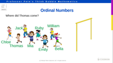 Think Bubble Mathematics for Year 2 - Professor Pete's Classroom