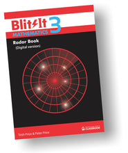 BlitzIt Mathematics 3: Radar Book (digital version)