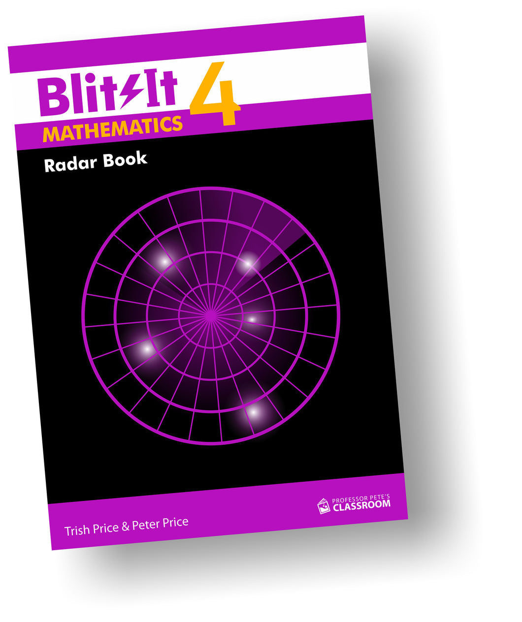 BlitzIt Mathematics 4: Radar Book (print version)