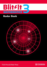 BlitzIt Mathematics 3: Radar Books bundle - Professor Pete's Classroom