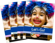 "Yr 2 eBook bundle ""Let's Go!"" eBooks 1-4 - Professor Pete's Classroom"