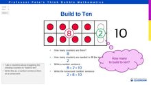 Think Bubble Mathematics for Year 4 - Professor Pete's Classroom