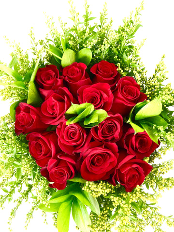 Bouquet Rose Rosse Y