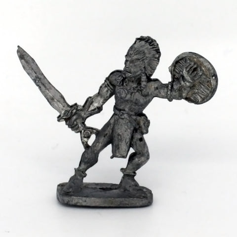 Wood Elf hero with sword (0160)
