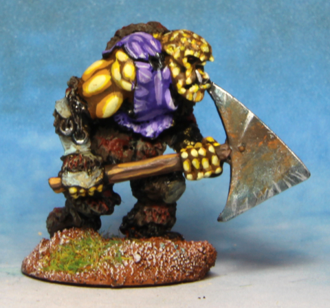 Giant Orc with Huge Axe (0203)