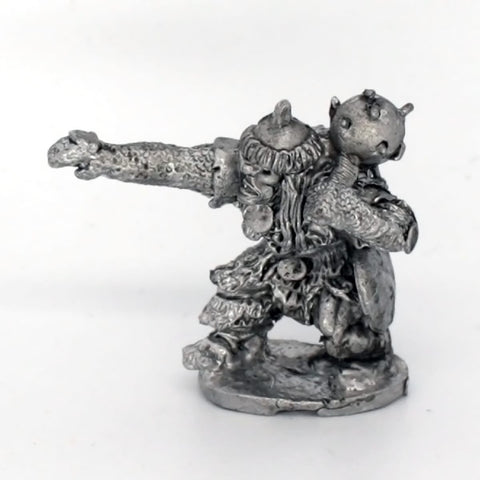 Goblin Leader with Mace (0218)