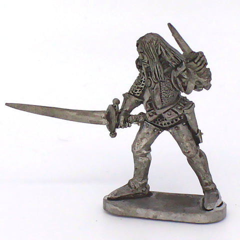 Dark Elf With 2 Swords (0290)