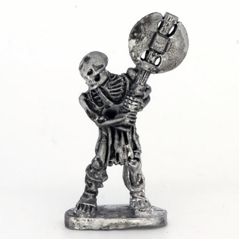 Skeleton with Large Axe (0305)
