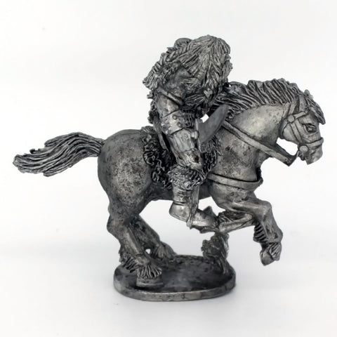 Barbarian Cavalry; Hero With Mail Shirt; Sword (0395)