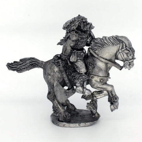 Barbarian Cavalry; Champion With Mail Shirt; Axe (0397)