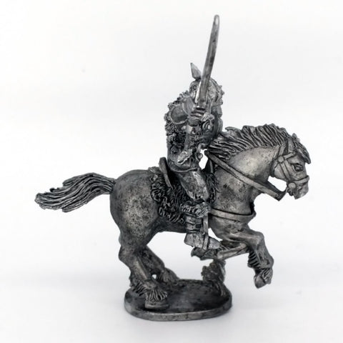Barbarian Cavalry; Warrior With Mail Shirt; Sword (0400)