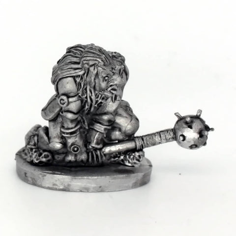 Goblin with Large Mace (0451)