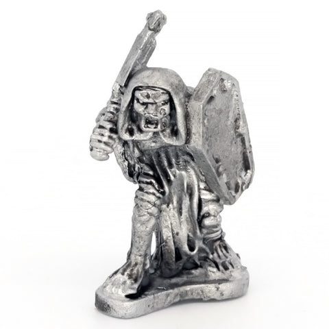 Skeleton with sword (0640)
